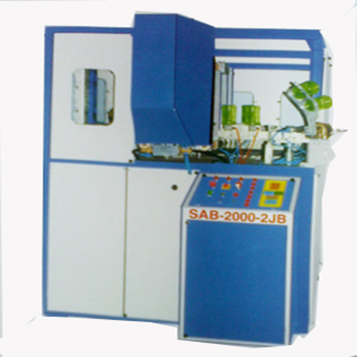 Fully Automatic PET Blow Moulding Machine